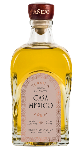Casa Mexico Anejo The Best Mexican Tequila