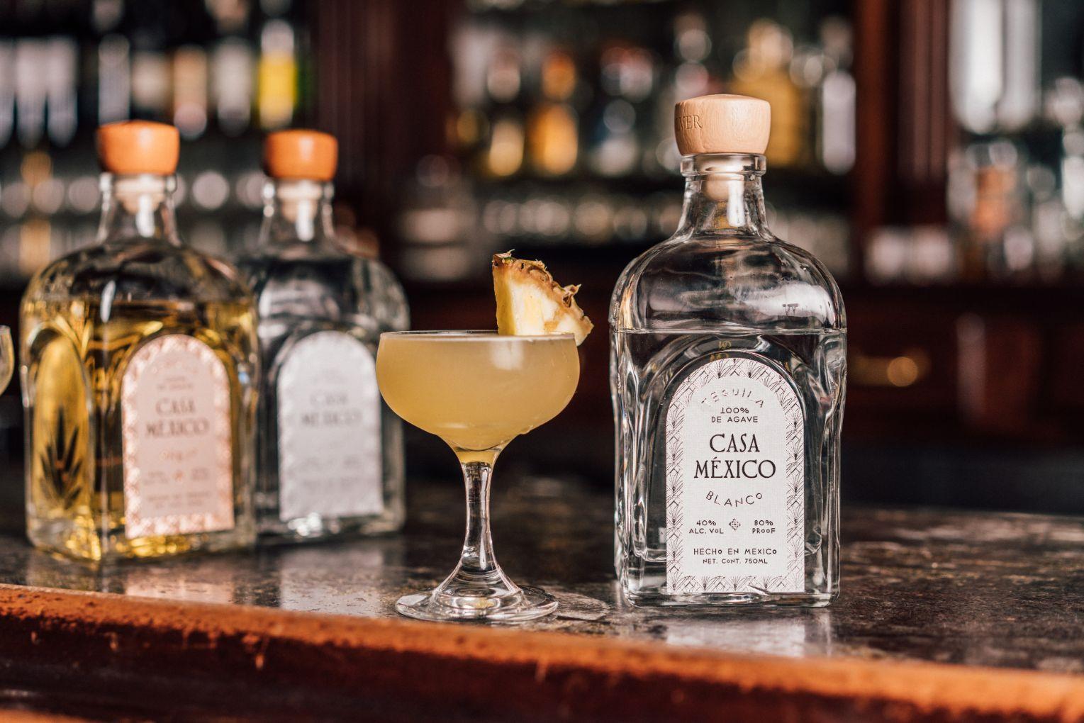 1 A perfect cinco de mayo tequila